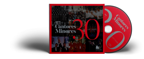 Cantores Minores CD 30 lat.png